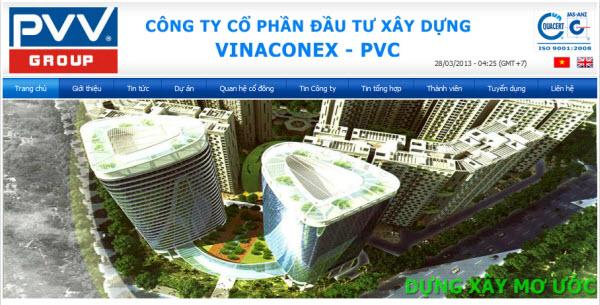 VINACONEX PVC